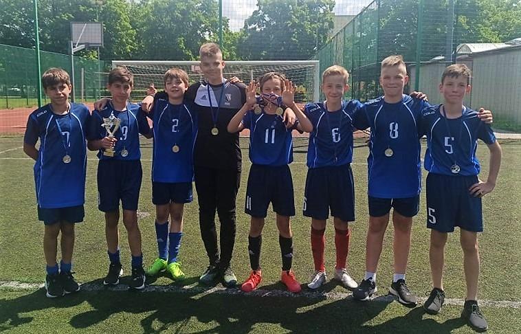 Srebrne medale naszych piłkarzy! - Obrazek 1